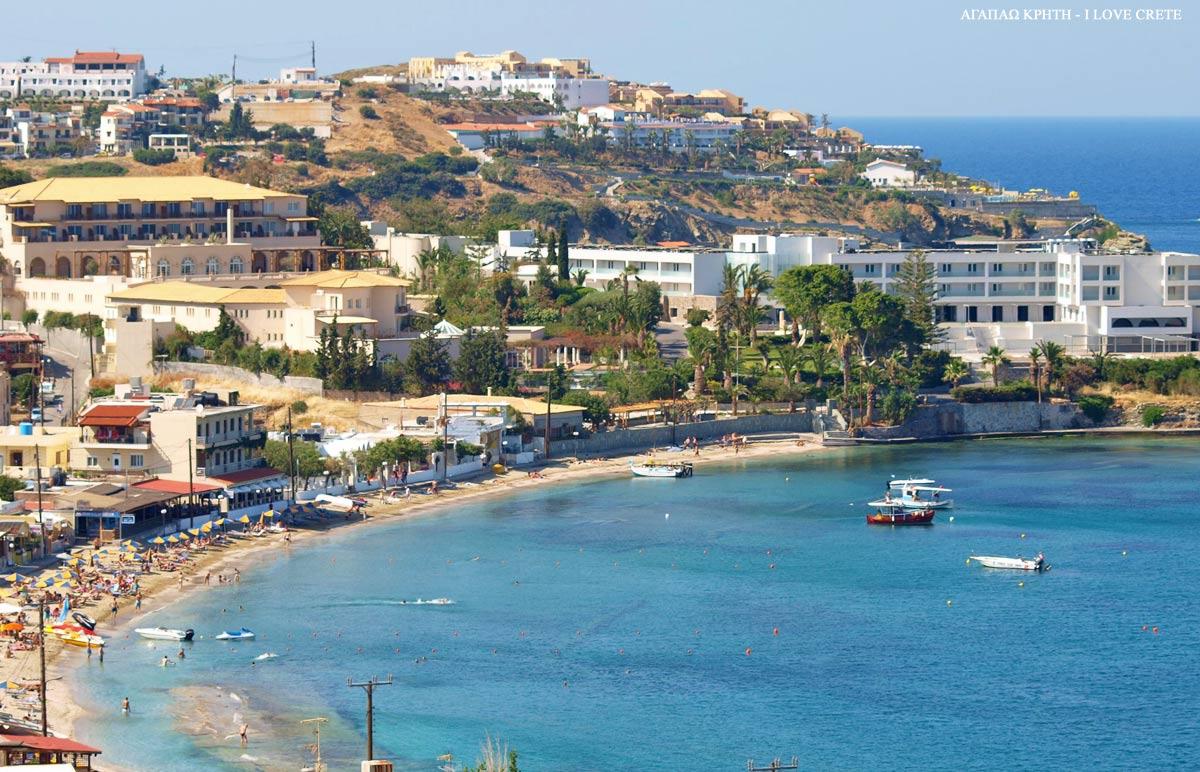 Agia pelagia heraklion crete villas and hotels in agia for Designhotel kreta