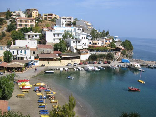 Villas And Hotels In Bali Rethymno Crete TheHotelgr - Where is bali located