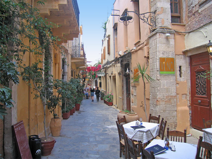 Bedroom Villas Chania Crete