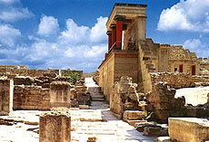 Knossos North Entrance