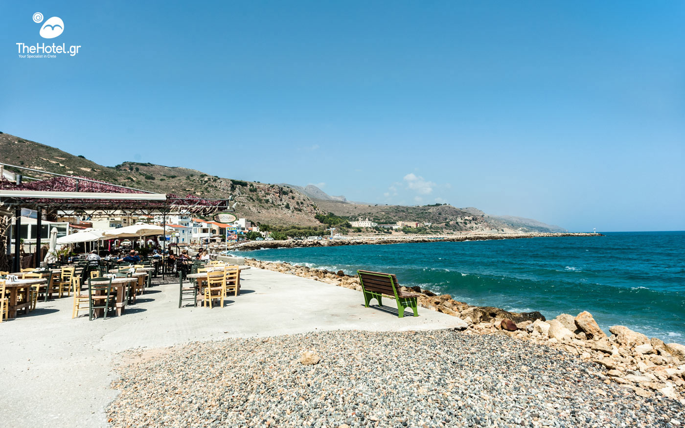 Kolymbari Villas And Hotels In Kolymbari Chania Crete