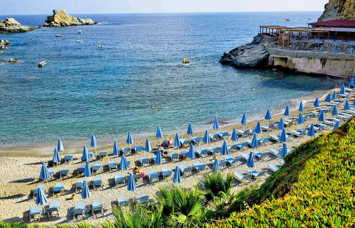 Agia Pelagia, Heraklion, Crete - Villas and Hotels in Agia Pelagia