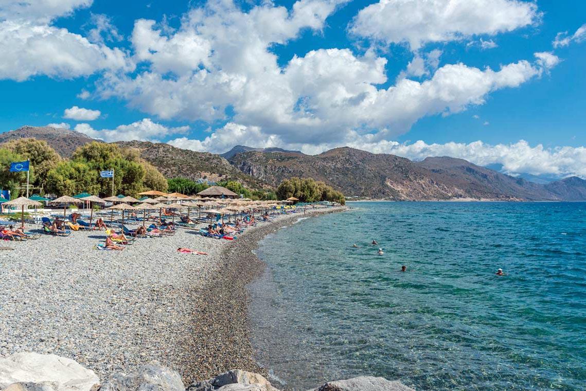 Лучшие пляжи Крита: обзор от Грекомании - Grekomania 94