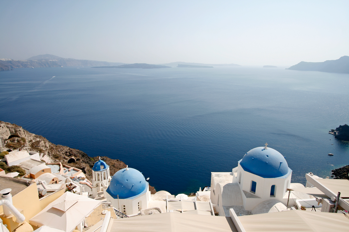Santorini Greece Luxury Villas And Lovely Hotels