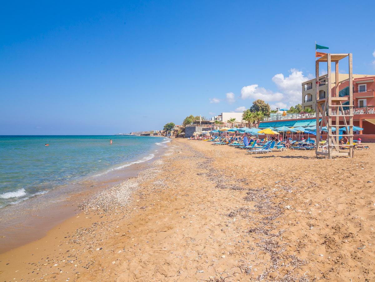 Scaleta Beach Hotel Kreta