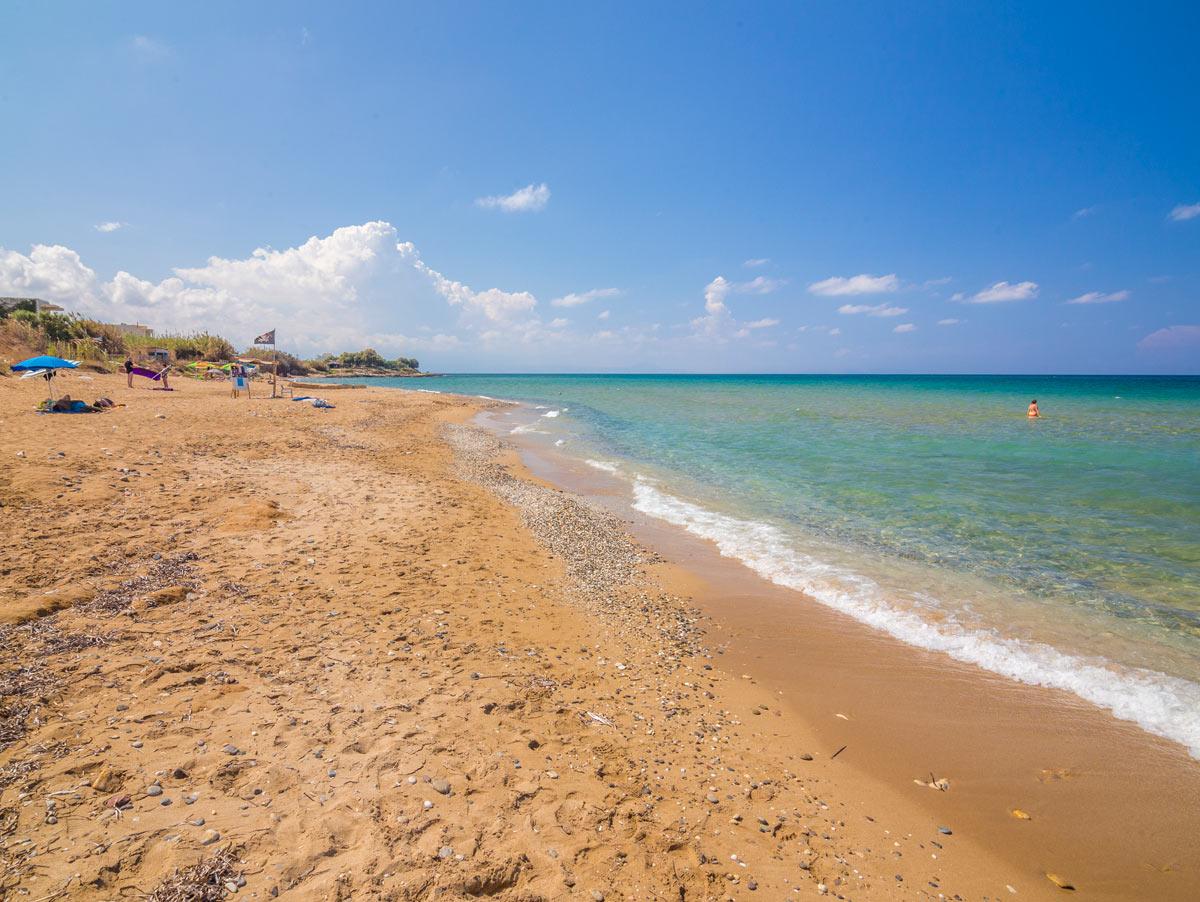 7 Villas and Hotels in Sfakaki, Rethymno, Crete - TheHotel.gr Beach