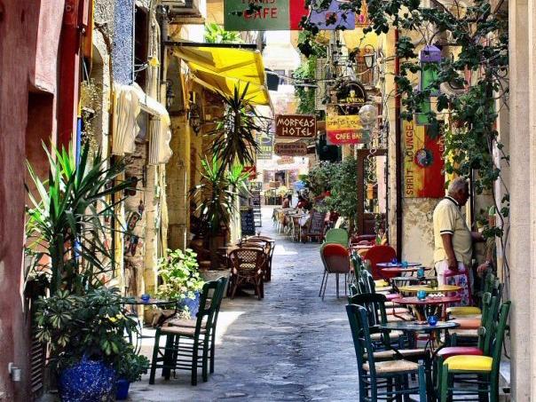 Hotel Restaurant Liesbos