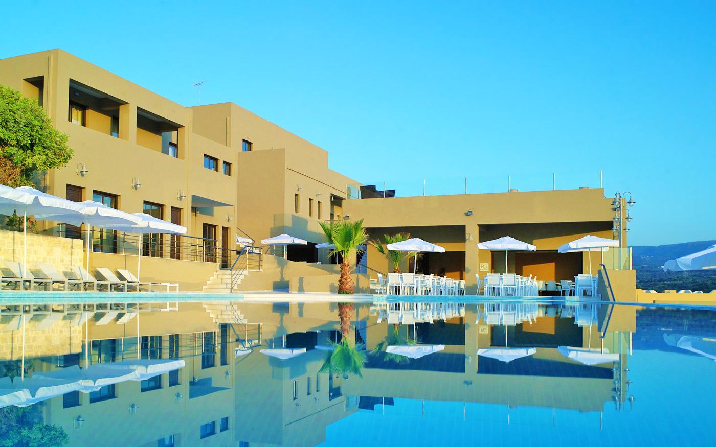 Hotels Near Star Beach Crete