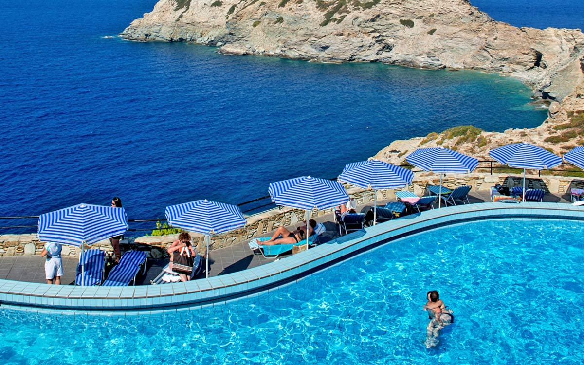 Accommodation Of Chc Athina Palace Hotel And Spa In Agia