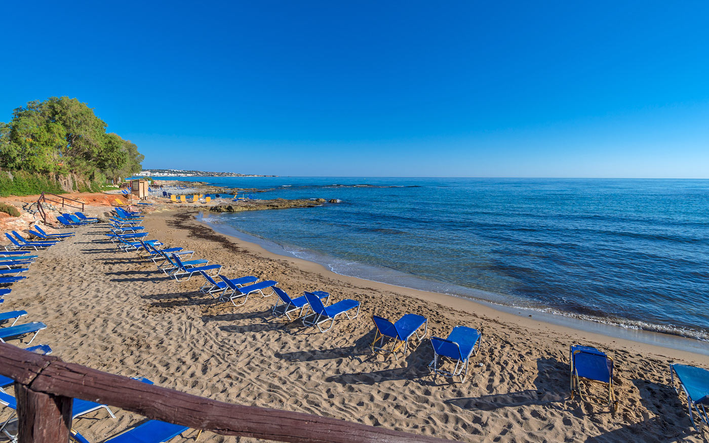 Villa Modern Beachfront Villa In Hersonissos Heraklion Thehotel Gr