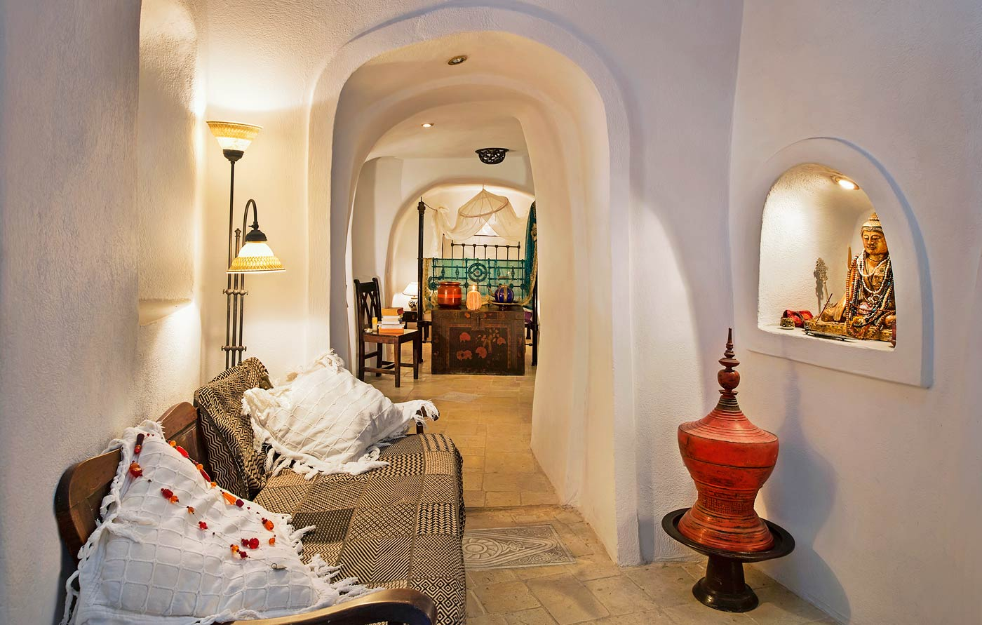 Accommodation of heliophos boutique hotel in oia for Boutique hotel oia