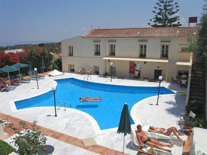 Pool Of Ano Stalos Cottage In Stalos  U2013 Thehotel Gr