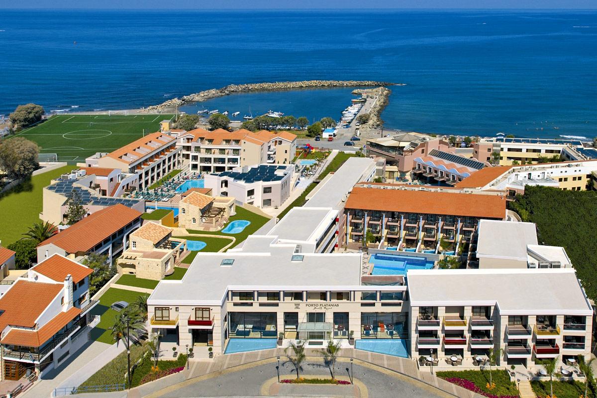 Facilities of porto platanias beach resort in platanias thehotel porto platanias beach resort platanias hotel 1 sciox Choice Image
