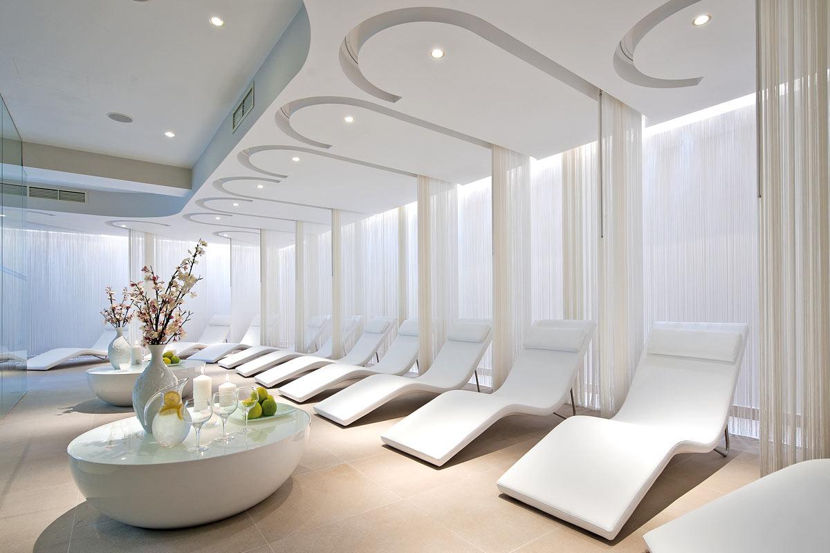 Salon Relax Foyer : Fasiliteter ved porto platanias beach resort i