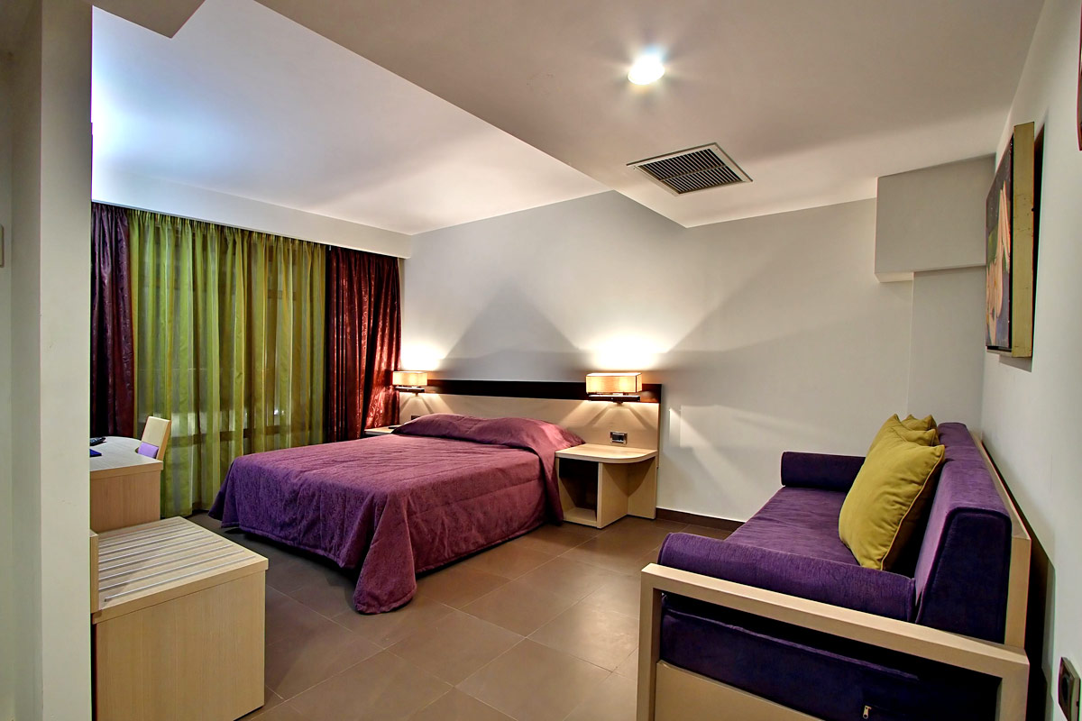 Porto platanias beach resort in platanias chania thehotel porto platanias beach resort platanias standard room 1 sciox Choice Image