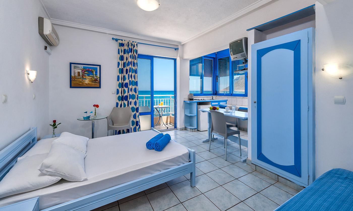 Blue Beach Apartments Stavros