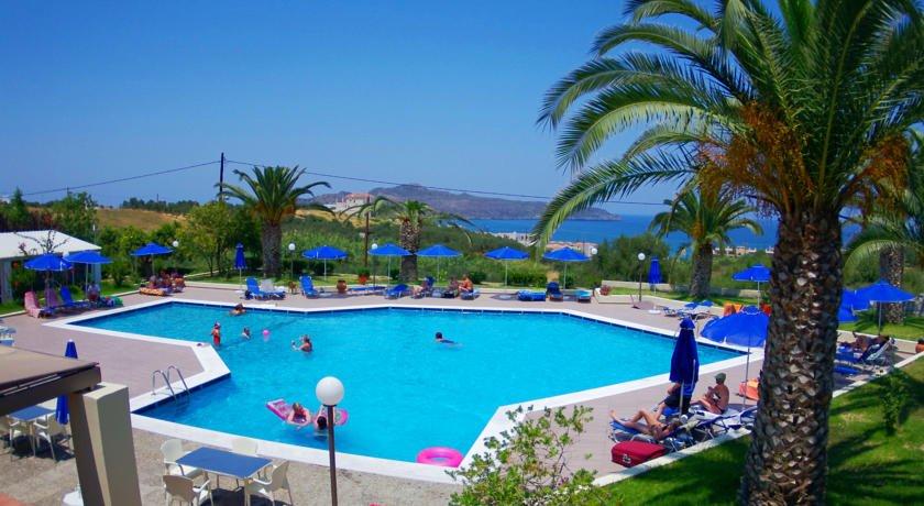 Eleftheria Hotel Agia Marina Pool