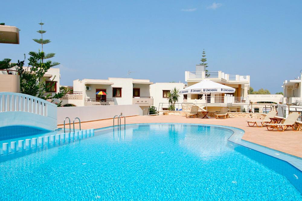 Kalimera Hotel Agia Marina Poolview 1c