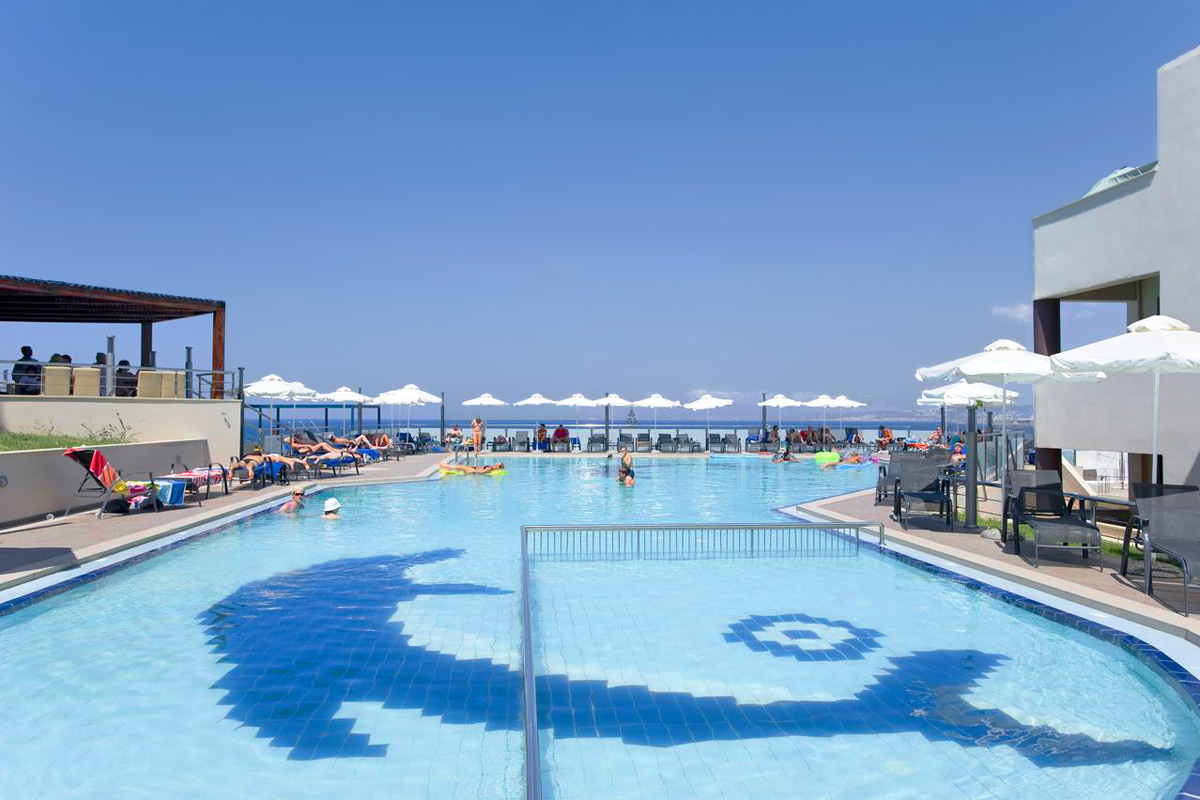 Chc Galini Sea View Hotel Agia Marina