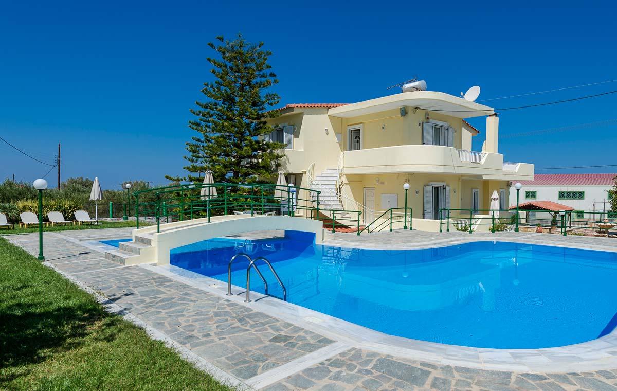 Exterieur villa maria pigi for Exterieur villa