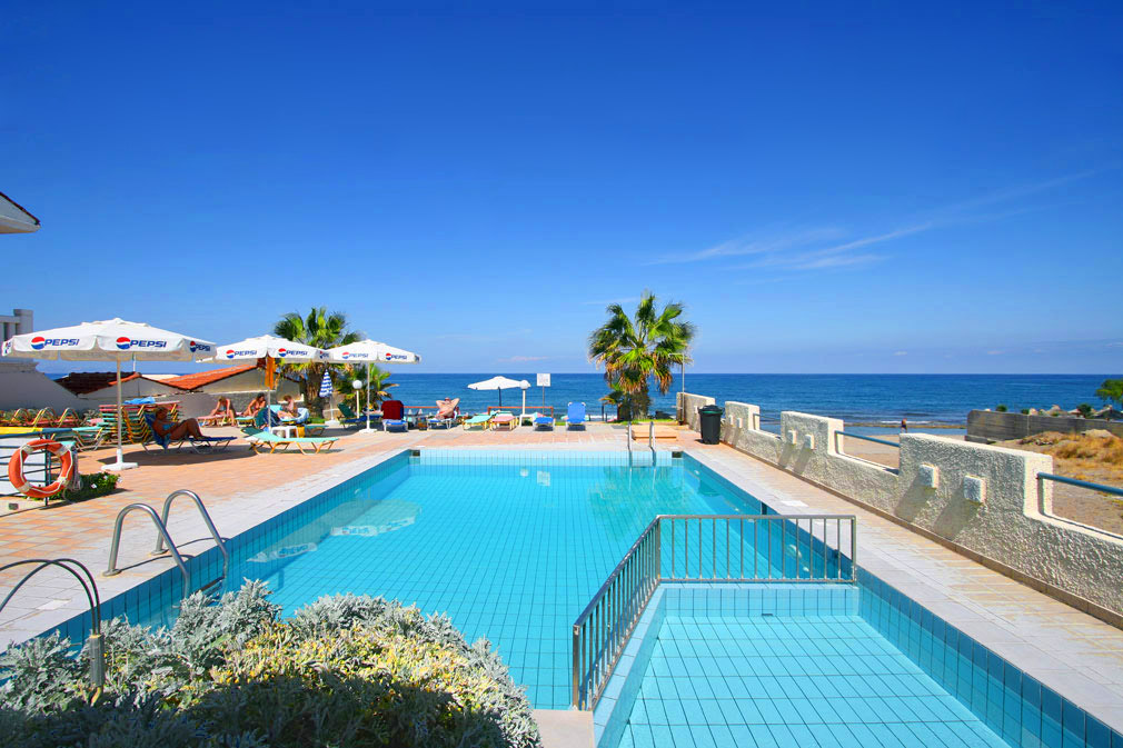 Seafront Apartments A Adelianos Kampos Rethymno Thehotel Gr