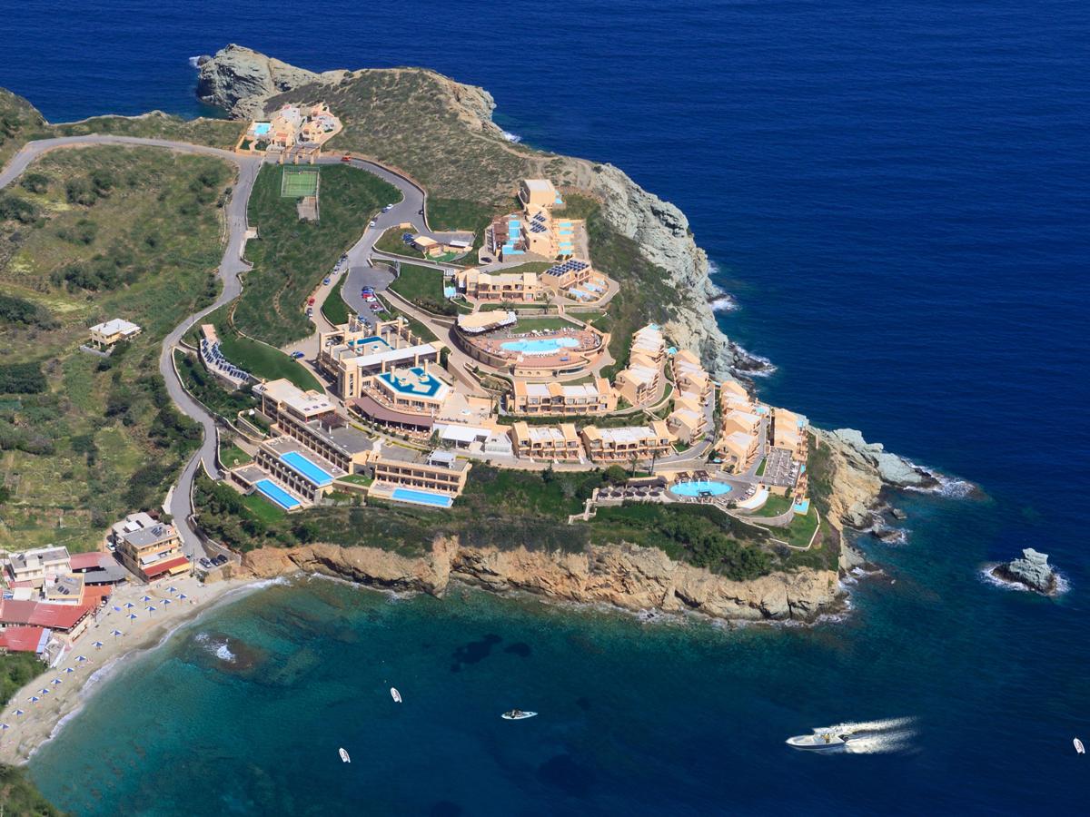 Hotel Sensimar Resort Spa Side
