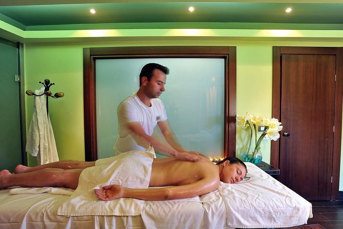 Facilities Of Sea Side Resort Amp Spa In Agia Pelagia