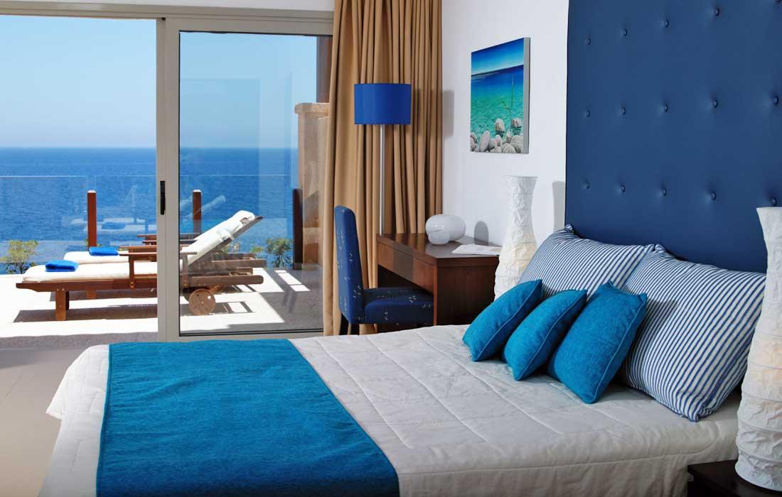 Sea Side Resort Spa Agia Pelagia Heraklion