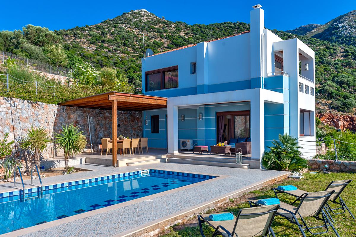 Ocean Luxury Villas Bali Exterior Villa El 11a