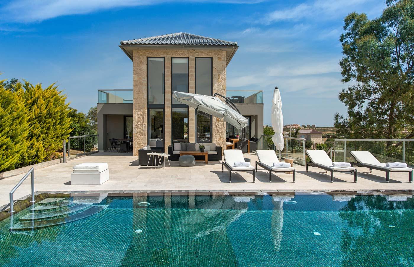Sea view av athena villas i tersanas   thehotel.gr