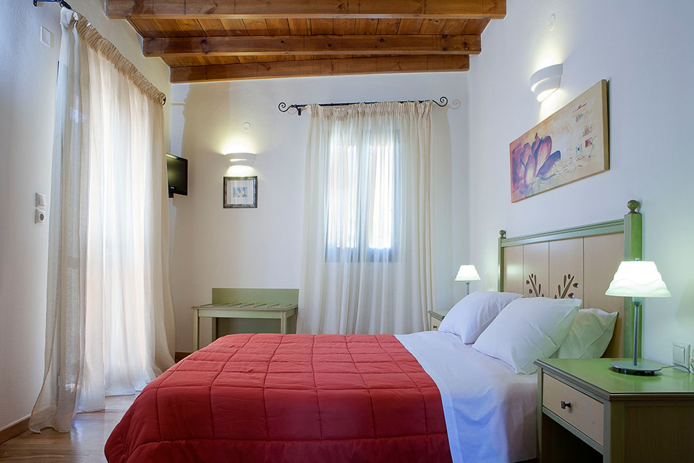 Accommodation Of Kastellos Village In Kastellos