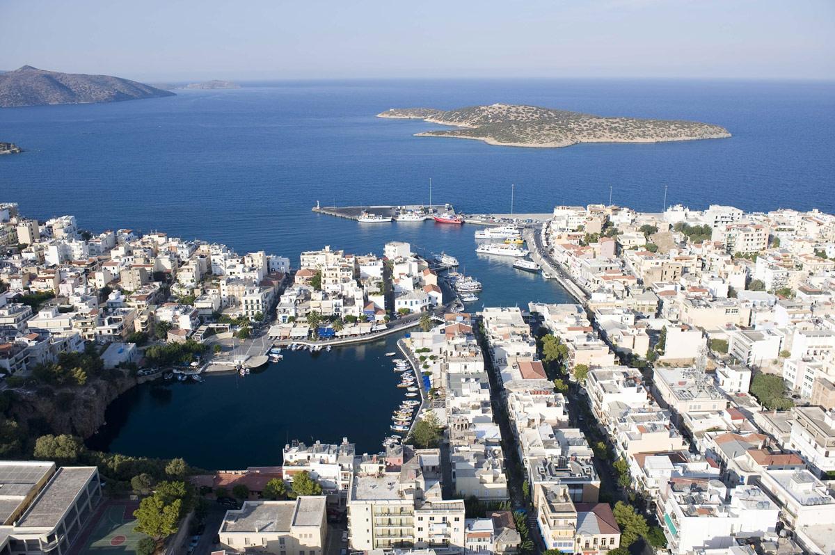 Agios Nikolaos, Lassithi, Crete - Villas and Hotels ...