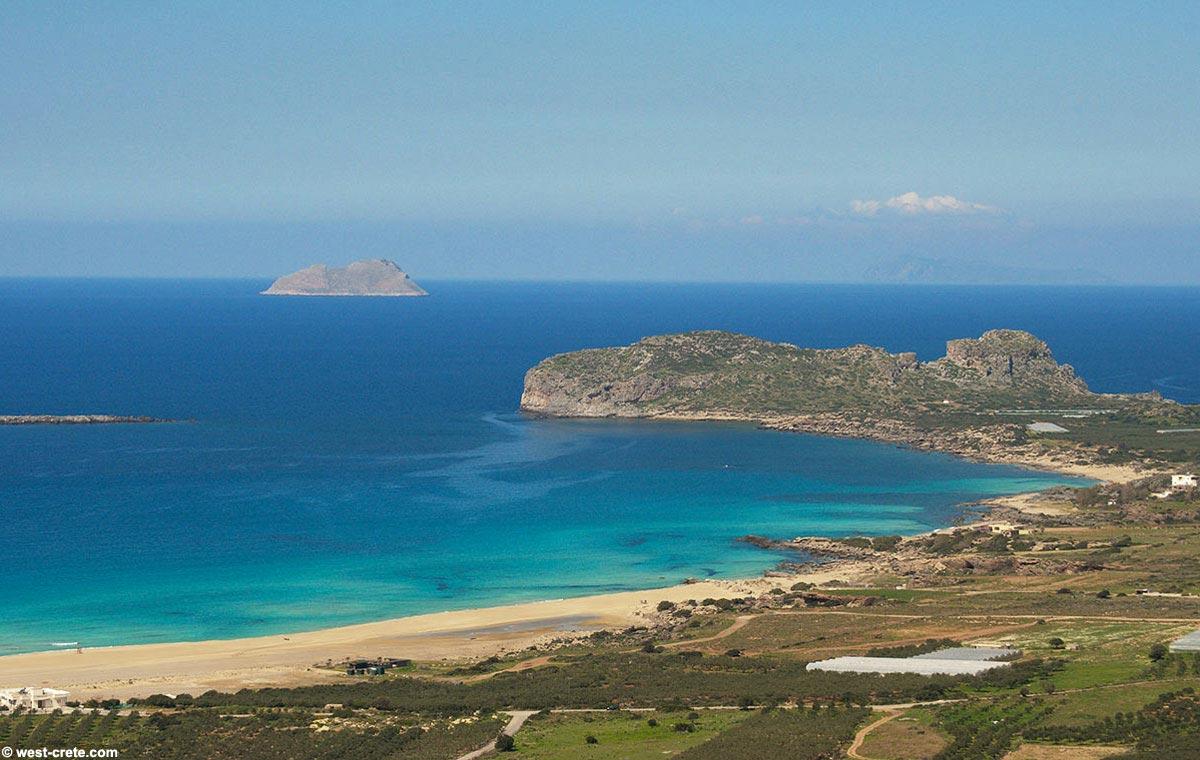 Hotel Falassarna Beach Kreta