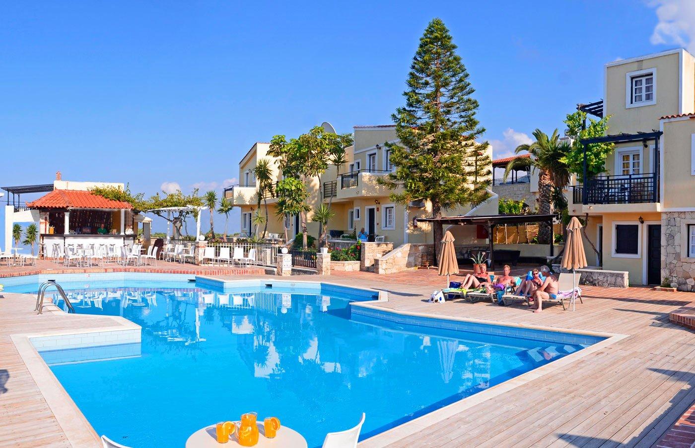 Porto Village Hotel In Hersonissos Heraklion