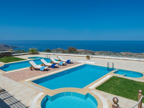 Апартаменты в Милос недорого у моря 2016