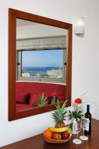 Marin Dream Hotel, Heraklion Town, bedroom-detail-1