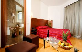 Marin Dream Hotel, Heraklion Town, bedroom-double-2N