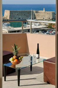 Marin Dream Hotel, Heraklion Town, balcony-view-5N