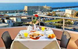 Marin Dream Hotel, Heraklion Town, balcony-view-3r