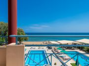 Giannarakis Beach Apartments i Kreta, Chania, Stalos
