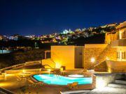 Moonlight Apartments i Santorini, Fira