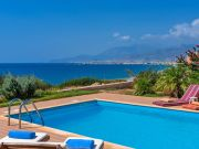 Villa by the Sea in Kreta, Lasithi, Ierapetra