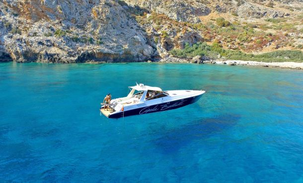 Cruises in Chania with Yacht, Chania