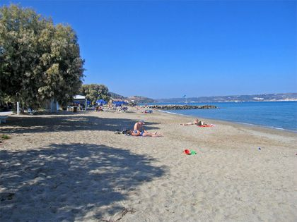 Kalives Beach