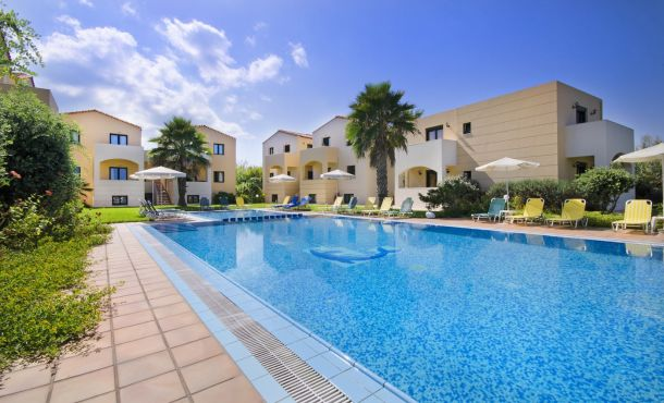 Ilios Apartments, Maleme