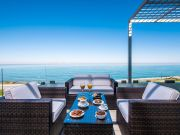 Gouves Sea View Villa in Creta, Heraklion, Gouves