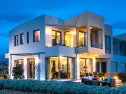 Seafront Grand Villa in Creta, Heraklion, Gouves