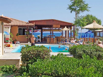Katerina Beach Studios, Platanias, Pool Bar