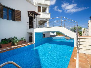 Positive Villa, Chania town