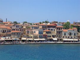 Excursions from Chania, Chania town, Waterfront2